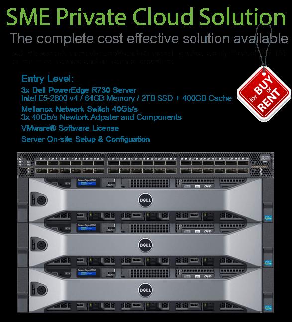 SME Private Cloud Solution